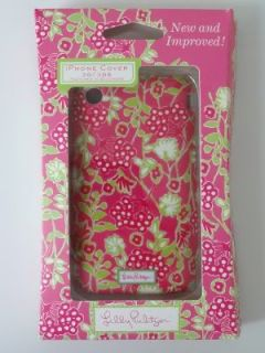 Lilly Pulitzer iPhone 3G Cell Phone Cover Case Bloomers