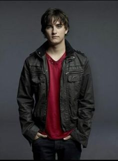 Terra Nova Josh Shannon Landon Liboiron Sweater