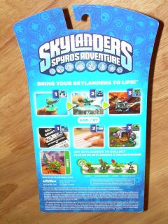 Spyros Adventure Camo Video Game Life Element Action Figure