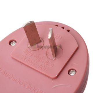 Colorful Soft LED Nightlight Lamp Light Control Pink