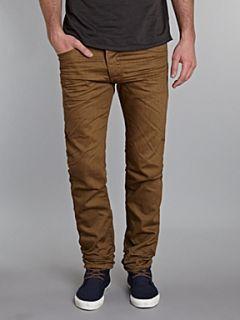 Diesel Darron 8QU regular slim fit jeans Denim