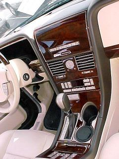 Lincoln Aviator 2003 2004 2005 2006 Dash Trim Kit