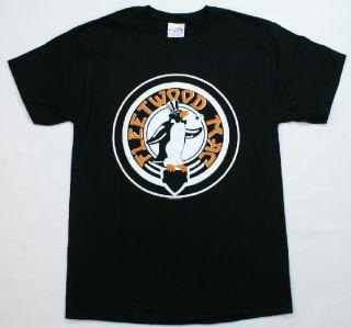 Mac Penguine Tour T Shirt Stevie Nicks Lindsey Buckingham Music