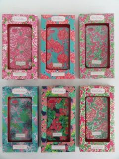 LILLY PULITZER IPhone 4 / 4S DIRTY SHIRLEY Mobile Cell Phone Sealife