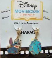 Lilo Stitch Monsters Inc Sully Bracelet Purse Charm