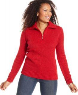 Karen Scott Sweater, Long Sleeve Cardigan