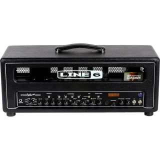 Line 6 Spider Valve HD100 MKII Guitar Amp Head New Open Box