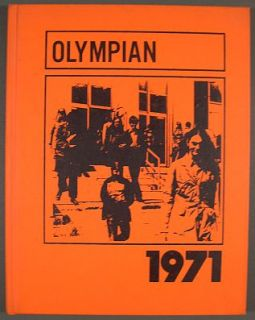 Biddeford Maine 1971 High School Yearbook