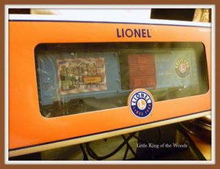 Lionel Trains 36276 Boxcar Tis The Season Mint Trotta