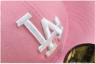 Pink LOA Hip Hop Baseball Cap Hat Chapeau Multi Size E