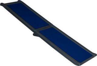 Pet Gear All Weather Full Length Bi Fold Pet Dog Ramp Blue TL9166BB