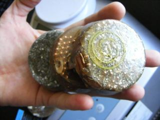 Pound Super Orgonite Holy Hand Grenade Orgone EMF Protection 4 5