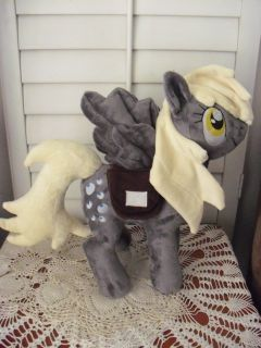 Custom Artist Handmade My Little Pony Derpy Friendship Is Magic Plush