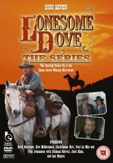 Lonesome Dove Series 7 DVD Brand New