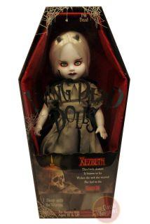 Living Dead Dolls Series 24 Xezbeth 10 Doll Figure New in Box Mezco
