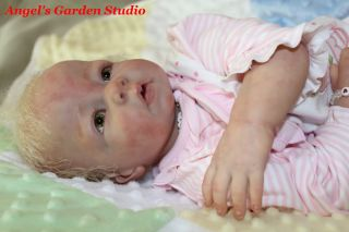 Luca  Elly Knoops Now Gorgeous Reborn Baby Girl  Lora