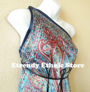 Silk Multi Wear Scarf Long Maxi Dress Skirt Maternity