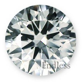 44 Ct E SI1 Round Certified Natural Loose Diamond