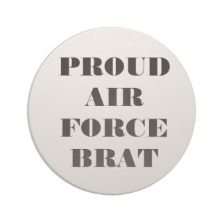 Coaser Proud Air Force Bra