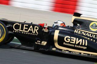 10 2012 F1 Lotus E20 Kimi Raikkonen Grosjean Decal Sticker Tamiya
