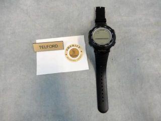 SGU Stargate Col David Telford Lou Diamond Phillips Used Suunto Watch