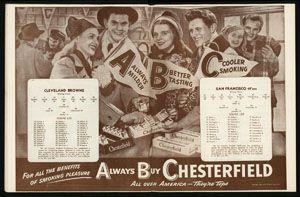 1946 Cleveland Browns vs San Francisco 49ers Program