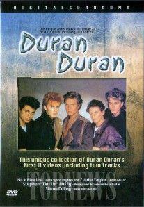 Duran Duran Unique Collection DVD SEALED