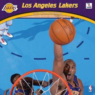 Los Angeles Lakers 2013 Wall Calendar