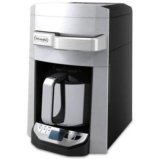 DCF6212TTC Stainless steel 12 cups Coffee Maker NEW IN BOX De longhi