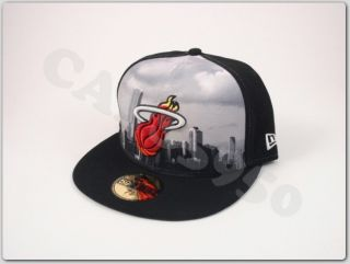 59Fifty Hat New Era Fitted Cap Basketball James Wade NBA