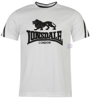 LONSDALE LONDON Mens Short Sleeve T Shirts ★ Sizes XS S M L XL