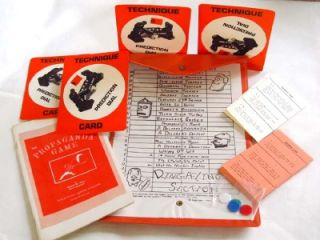 Game for Thinkers by Robert w Allen Lorne Greene WFFN Proof