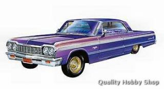 Revell 1 25 Scale 1964 Chevy Impala Lowrider 2n1 2574