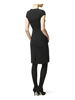 Jaeger Cowl neck dress Black