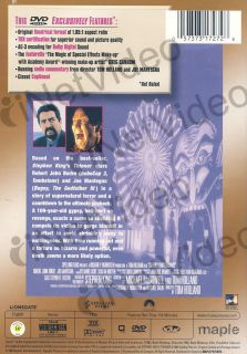 Stephen Kings Thinner New DVD