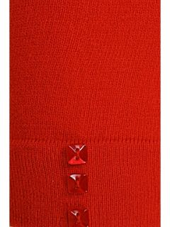 Ann Harvey Red soft touch square neck jumper Red