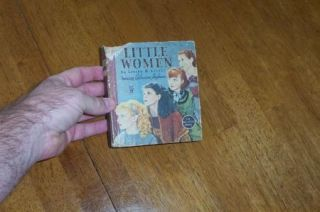 1934 Little Women Big Little Book by Louisa May Alcott