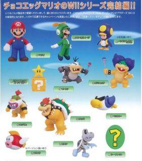 Egg Furuta Wii 3 Super New Mario Bros Figure Ludwig Von Koopa