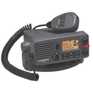 Lowrance LVR 250 DSC VHF Fixed Mount Marine Radio