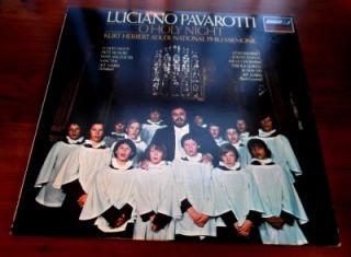 Luciano Pavarotti O Holy Night 1976 London 26473 Kurt Adler Holiday