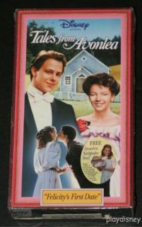 Disney Tales from Avonlea Felicitys First Date VHS New