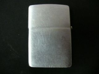 1950s Zippo Zippo City Lumber Advertising Cigarette Lighter