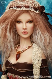 Gracelyn Cristy Stone Xtremedolls Resin Collectible Doll SD BJD