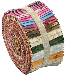 kaufman roll up jelly roll splendid batiks by lunn studios sku ru