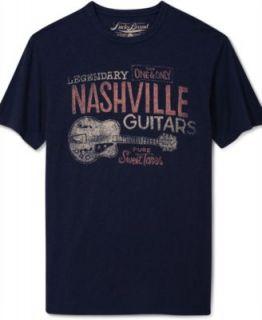 Lucky Brand Short Sleeve T Shirt, West Coast Outlaw   Mens T Shirts