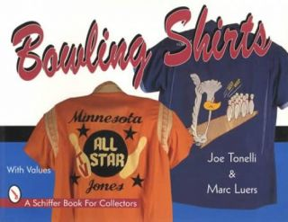 Vintage Retro Bowling Shirts Collectors Guide King Louie Others