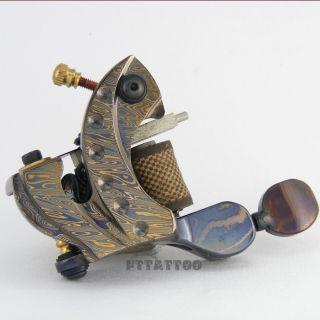 Pro Custom Handmade Tattoo Machine Gun Liner Fttattoo