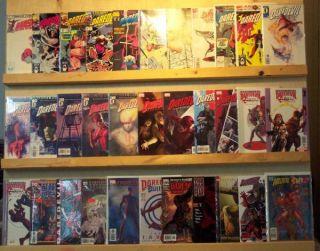 Comics 33 Book Lot All Titles Listed Brian Bendis David Mack