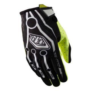 Troy Lee Designs SE Pro Lightweight Adult Gloves Black SM XXL