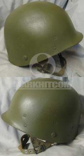 Vietnam US M1C M1 C Airborne Paratrooper Helmet Fiber Liner Type II